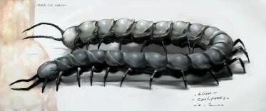 Alien Centipede