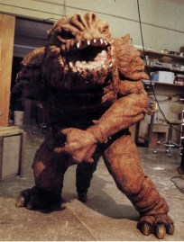 The Rancor suit.