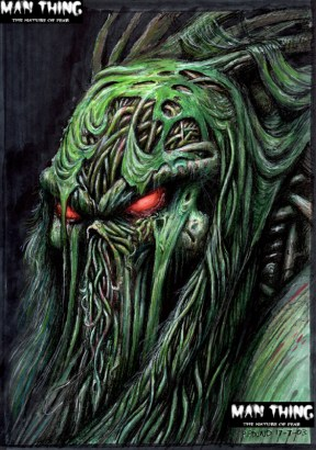 Concept art by Peter Pound.