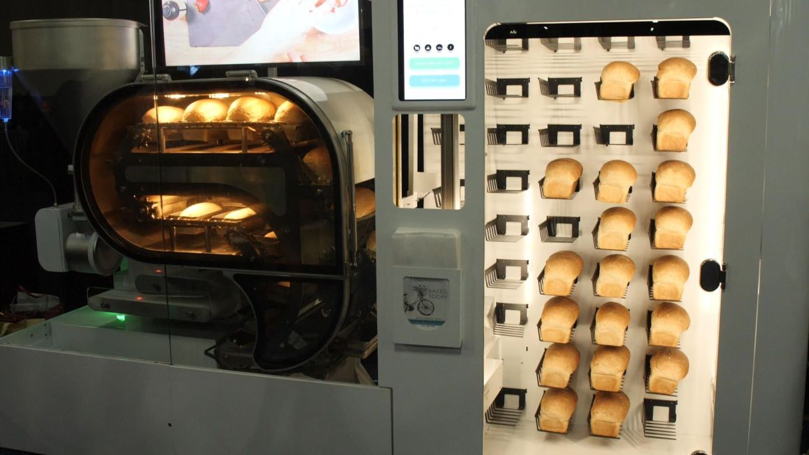 vending machine roti