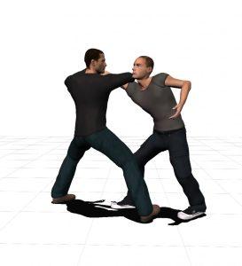 shaolin kung fu elbow strike