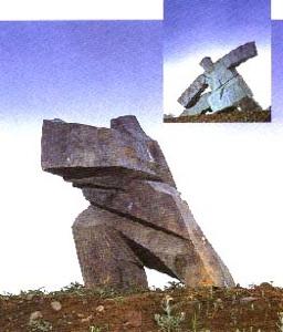 tai chi sculpture