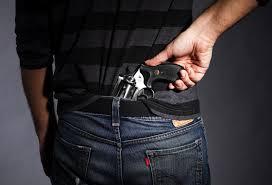gun self defense technique