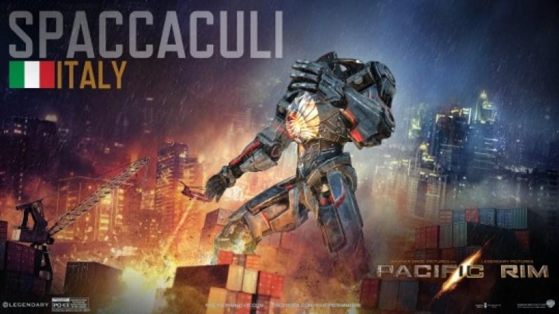 Spaccaculi, lo Jaeger italiano