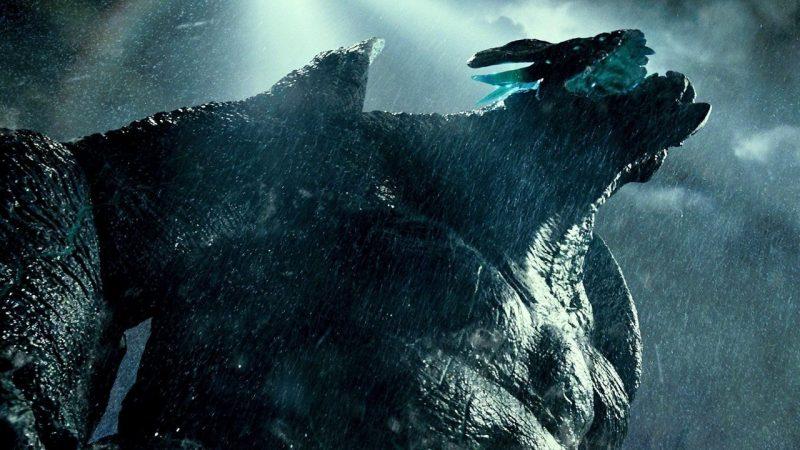 Pacific Rim Kaiju di nome Leatherback