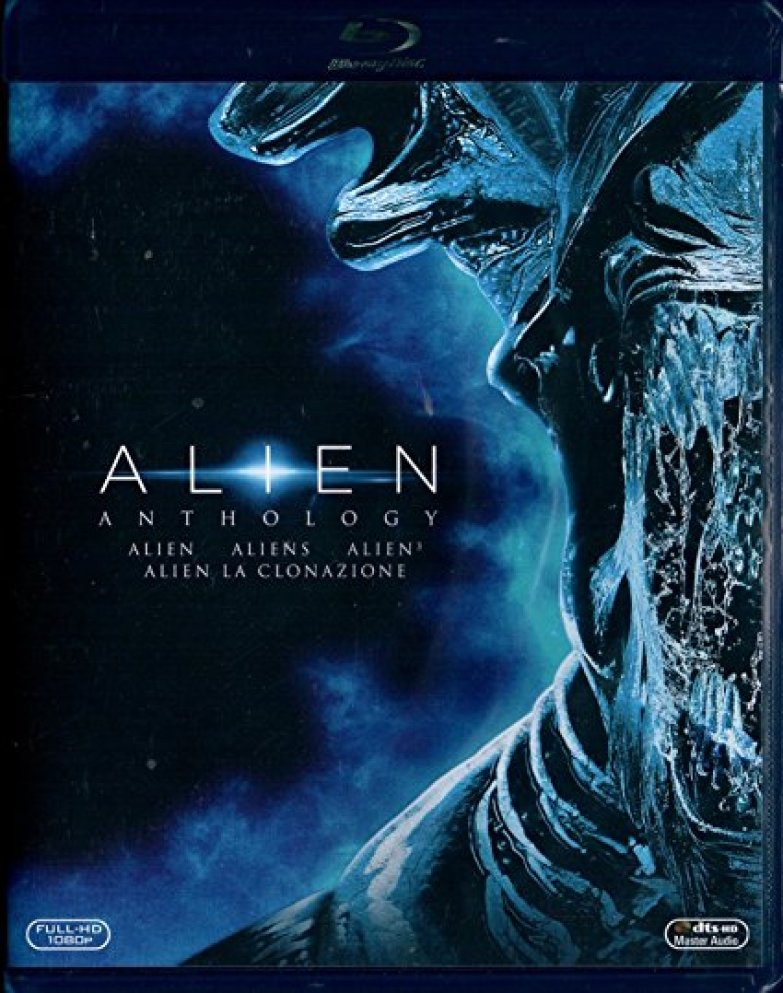 Alien Anthology Blu-ray link acquisto