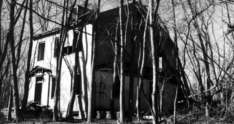 Blair Witch casa di Rustin Parr