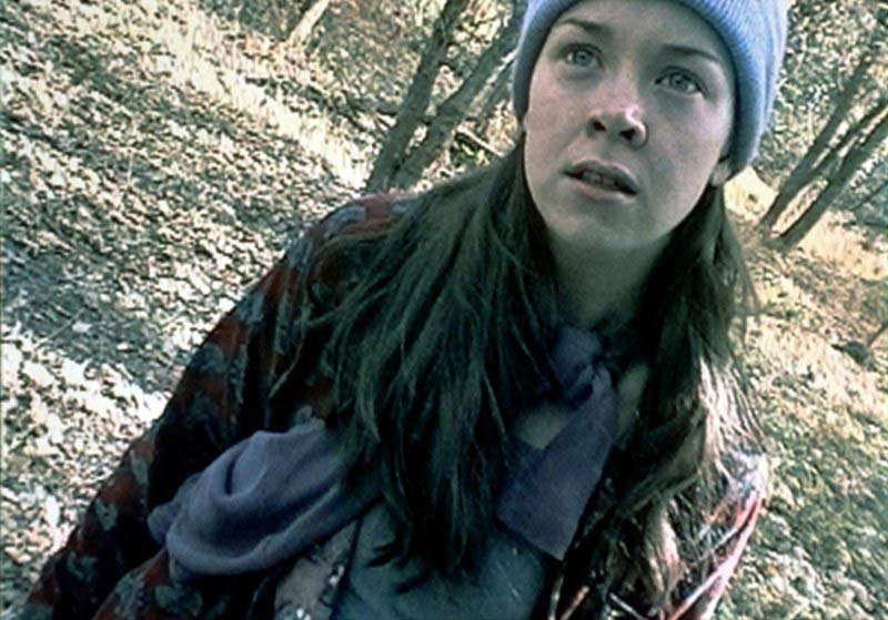 Heather Donahue protagonista Blair Witch Project