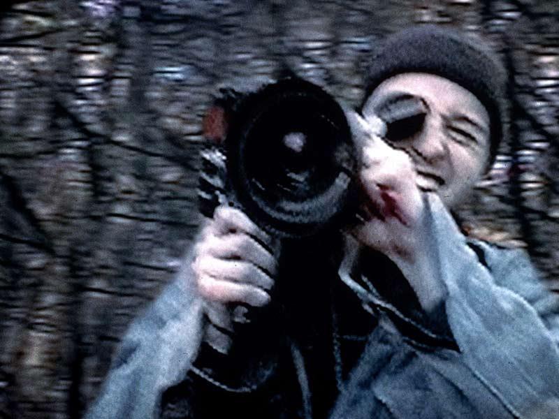 Michael williams attore strega di Blair