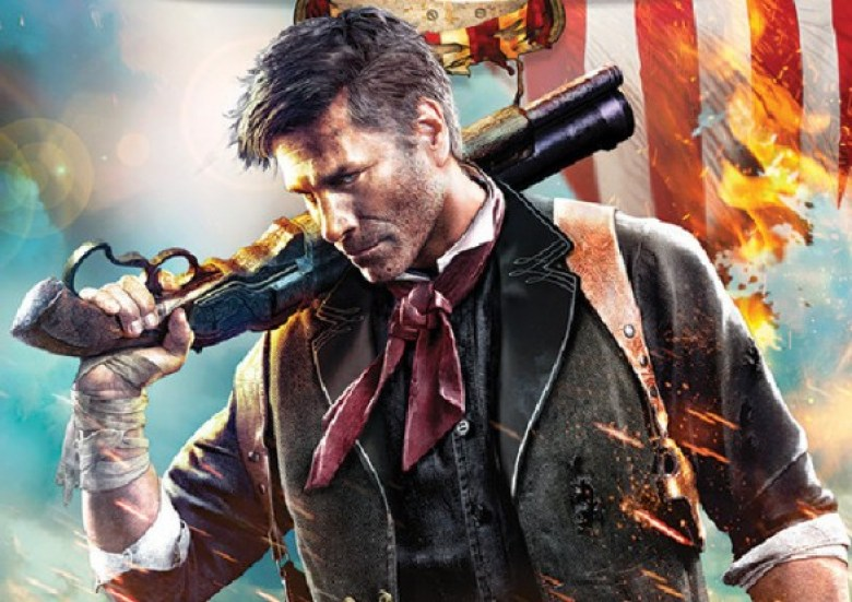 Booker DeWitt protagonista BioShock