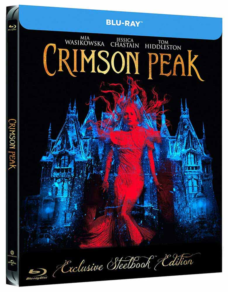 Crimson Peak Steelbook Amazon