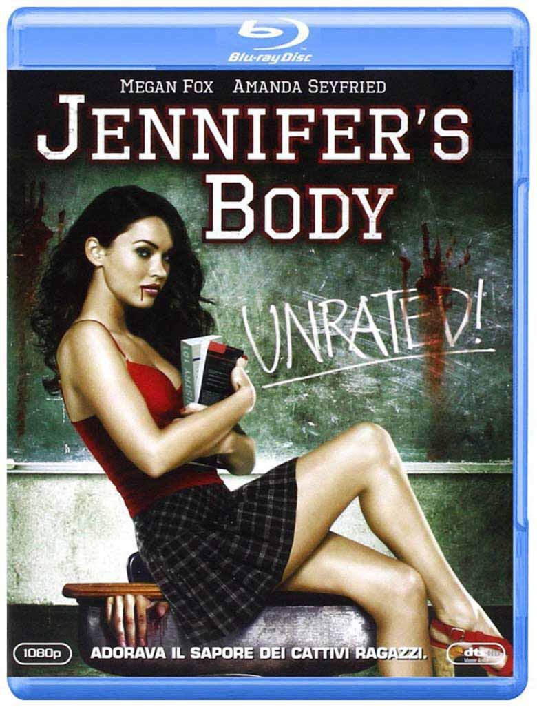 Jennifer's Body Blu-ray Amazon