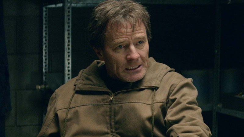 Bryan Cranston attore in Godzilla remake