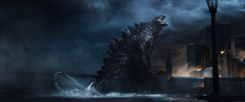 Gareth Edwards Godzilla del remake