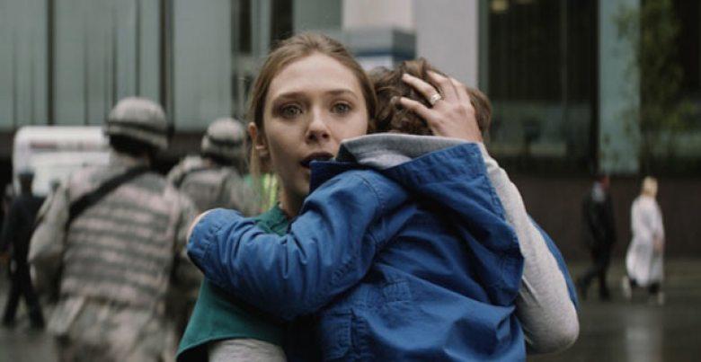 Elizabeth Olsen infermiera remake di Godzilla