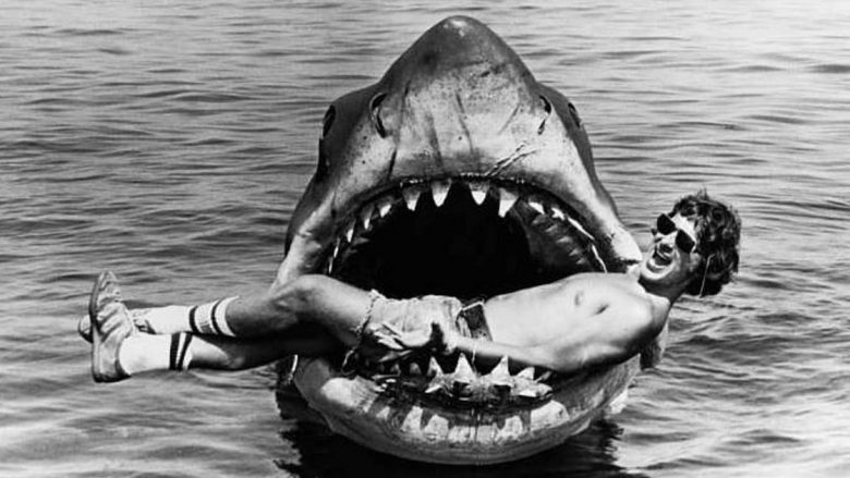 Spielberg in Jaws