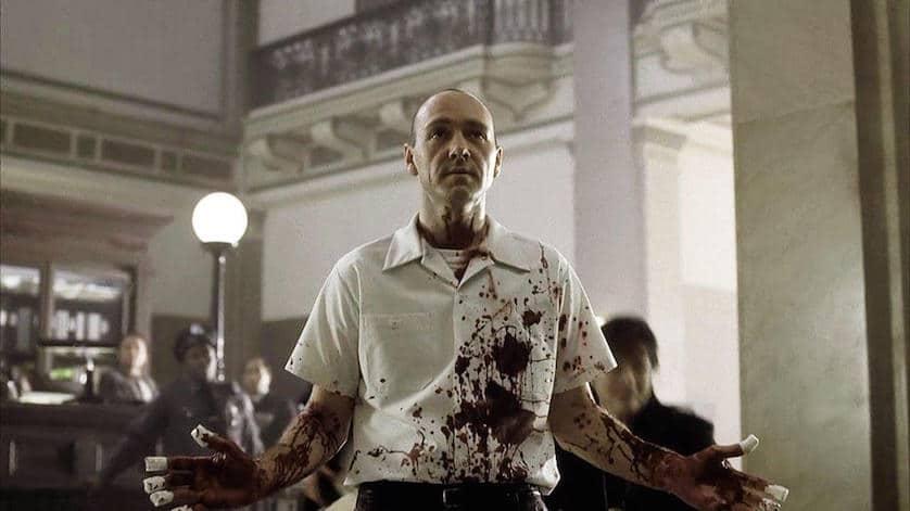 Seven film John Doe