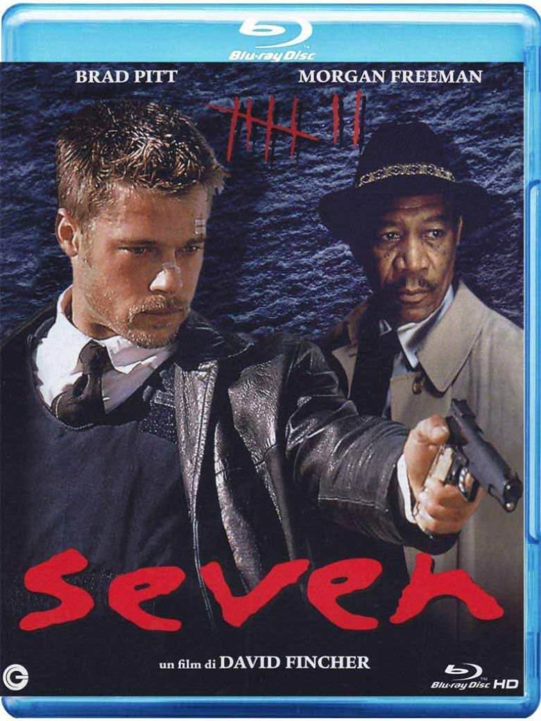 Link per acquistare Blu-ray di Seven