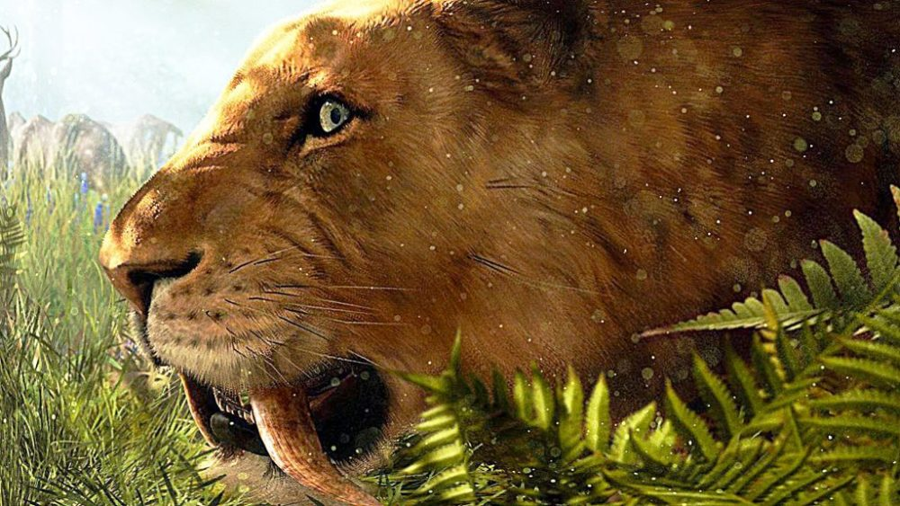 Far Cry Primal Tigre denti a sciabola