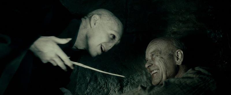 Voldemort e Grindelwald vecchio
