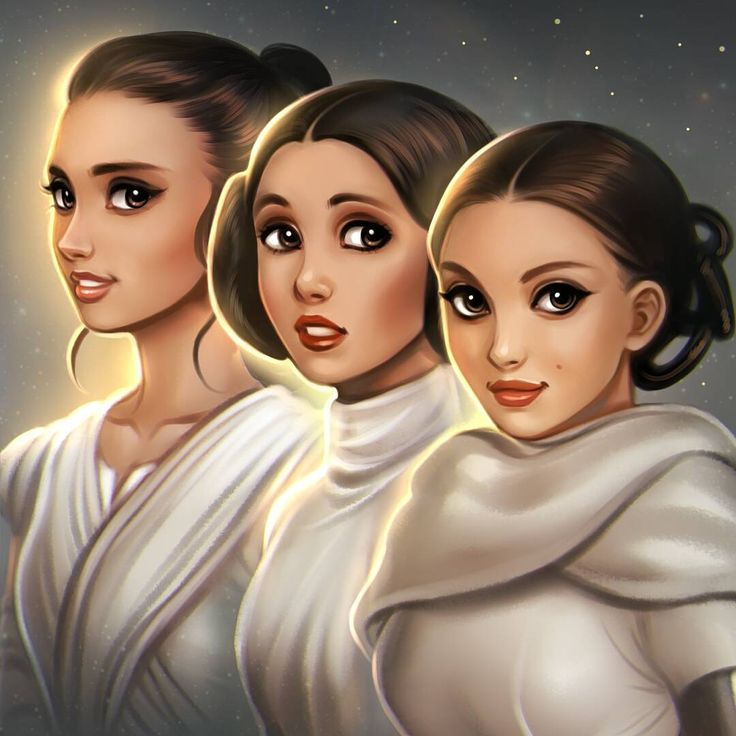 padme-rey-leia-star-wars-female