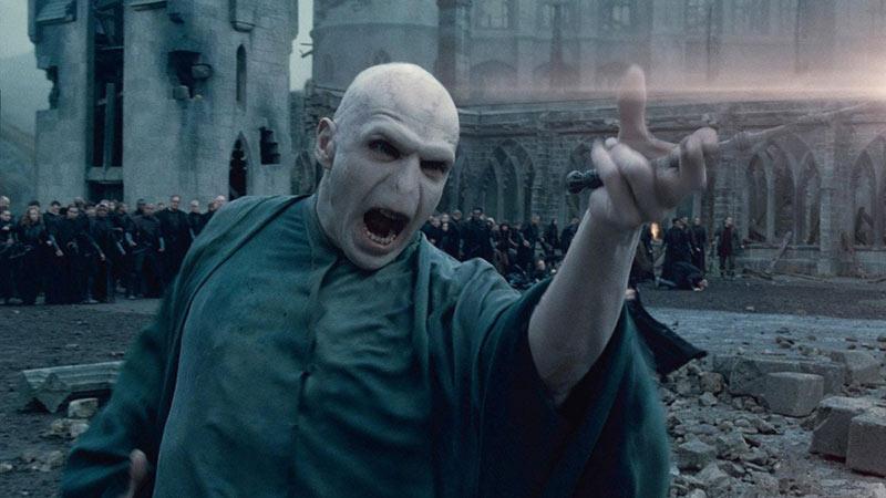 Voldemort duello finale Avada Kedavra