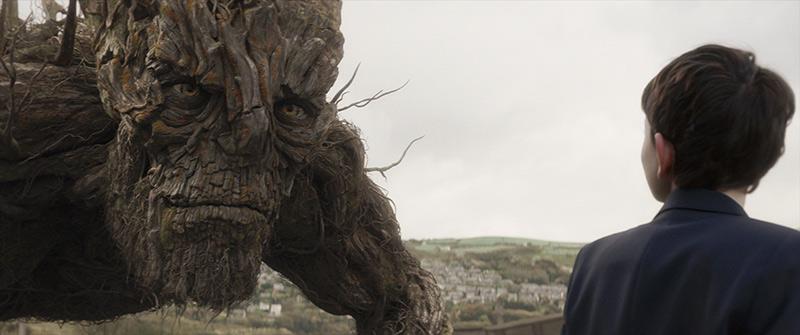 A Monster Calls albero