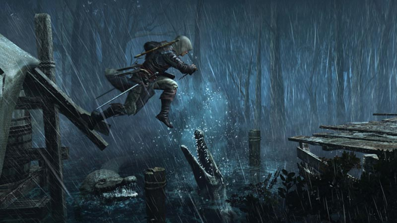 Gameplay di Assassin's Creed 4 Black Flag
