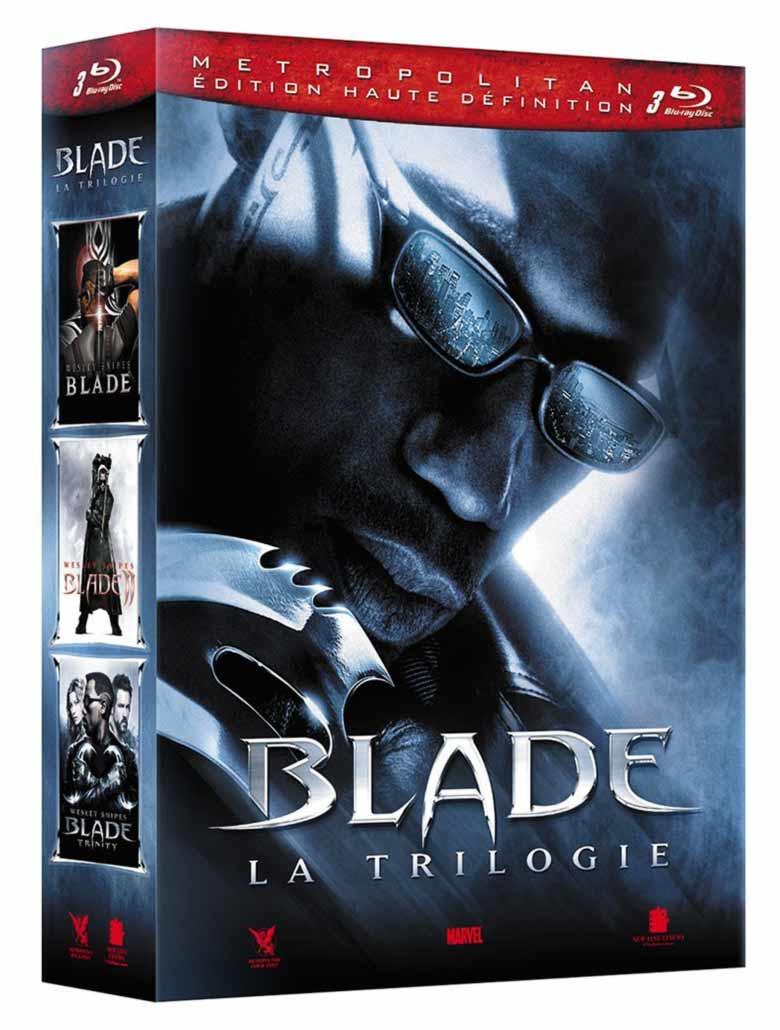 blade trilogia film link acquisto