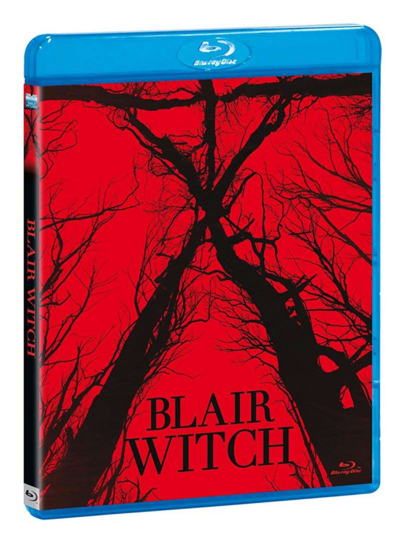 Link per blu-ray Blair Witch