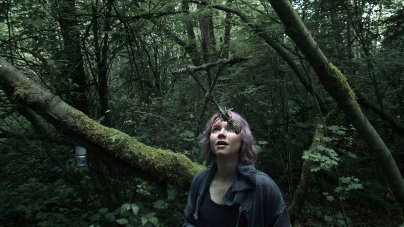 Scena bosco strega Blair Witch