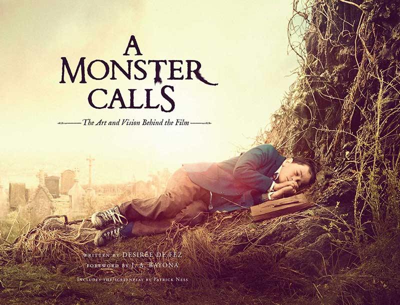 Monster Calls poster film
