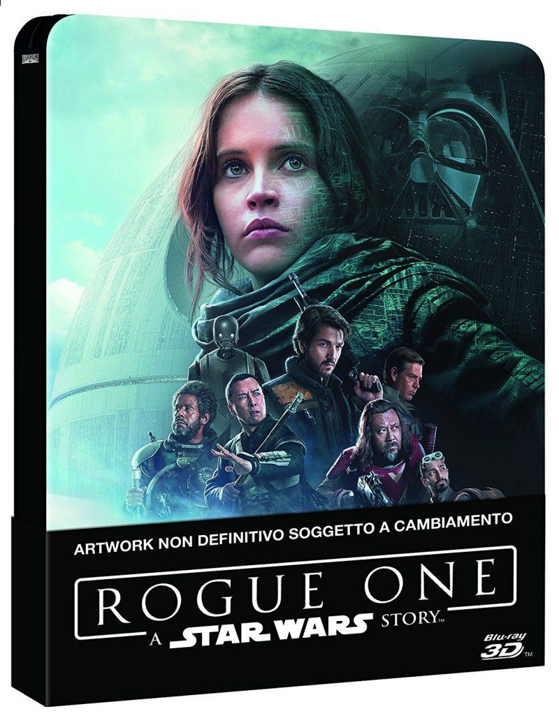 Blu-ray di Rogue One