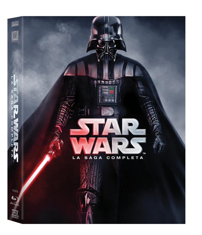 Saga completa di Star Wars