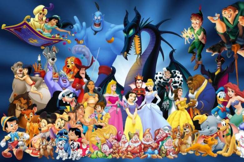 Disney personaggi cartoni classici