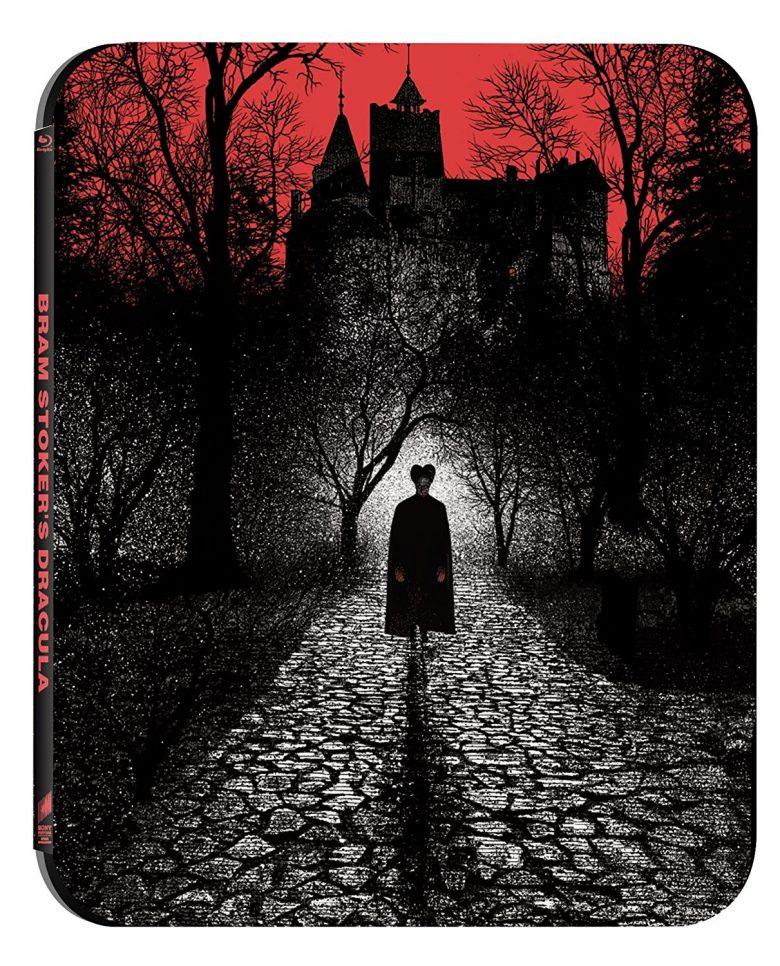 Steelbook Blu-ray di Dracula