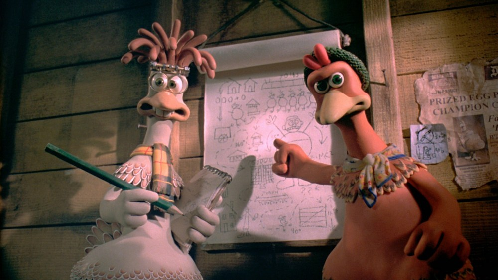chicken-run-galline fuga up animation monster hot