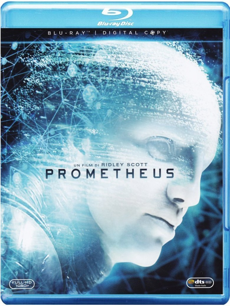 Prometheus link Blu-ray Amazon