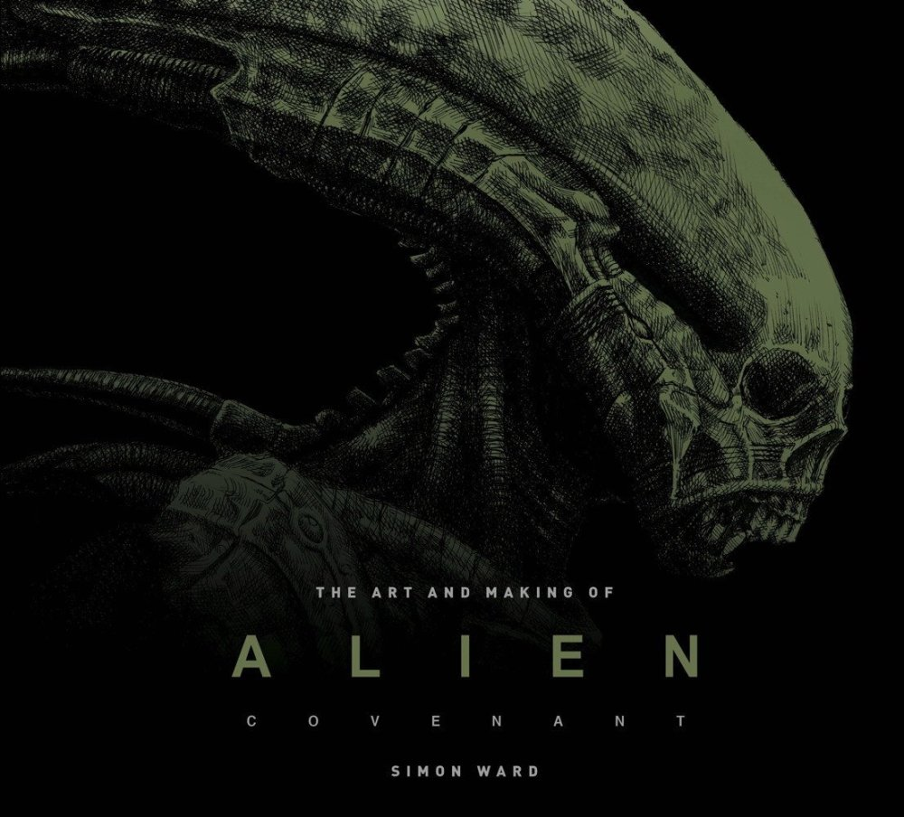 art and making of alien covenant bestiario