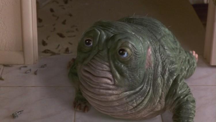 evolution-film-2001-david monster puppet hot