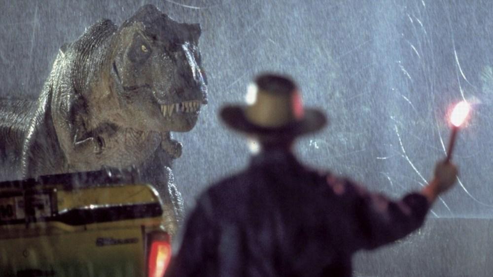 Jurassic Park Tirannosauro