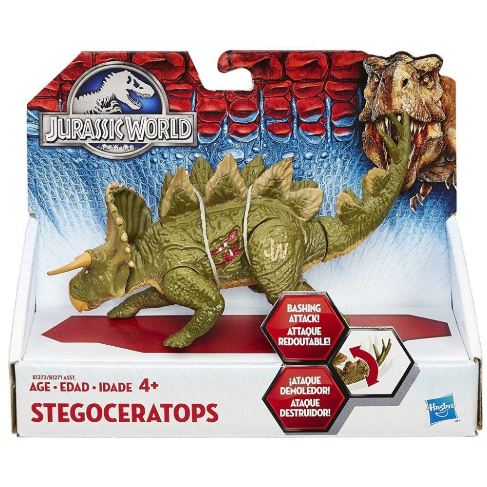 stegoceratopo amazon monster movie bestiario