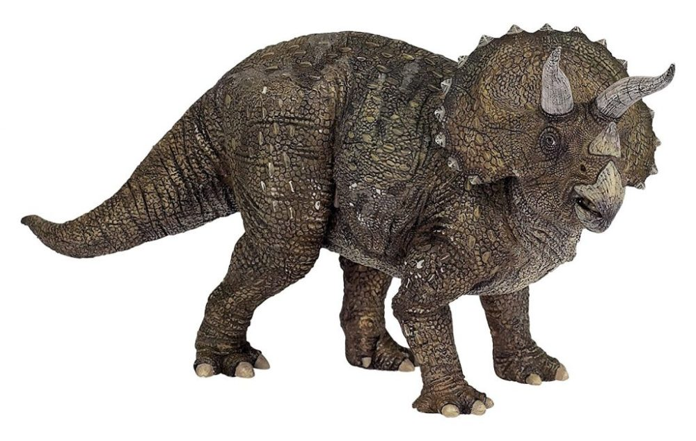 triceratopo papo amazon monster movie