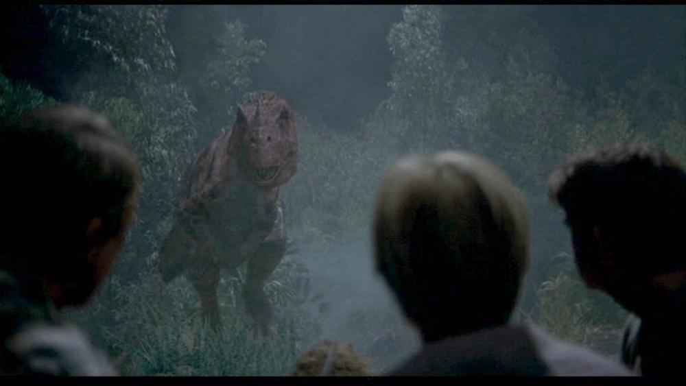 Ceratosauro Jurassic Park 3