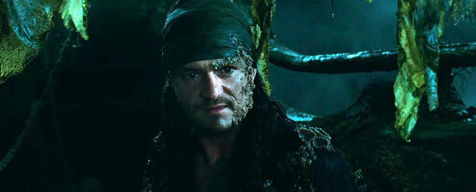 will turner davy jones hot post credit scene dead men no tales bardem depp sparrow barbossa hot pornl