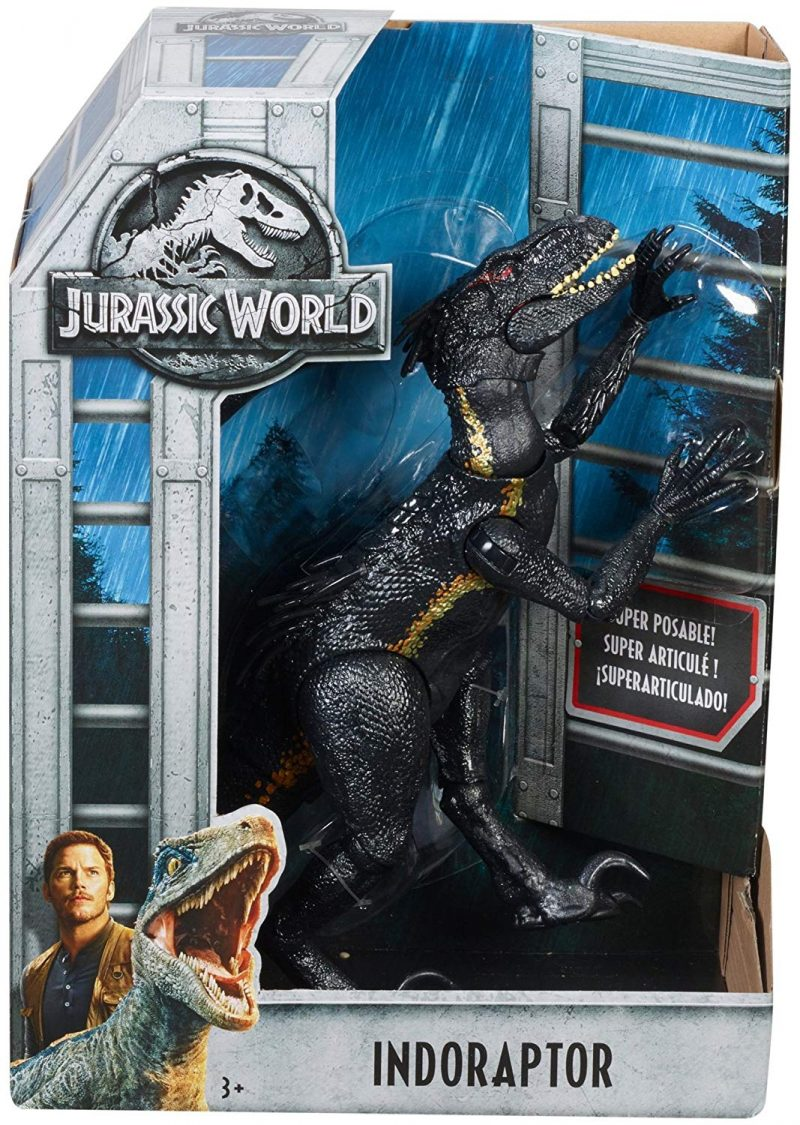 Jurassic World Mattel Indoraptor