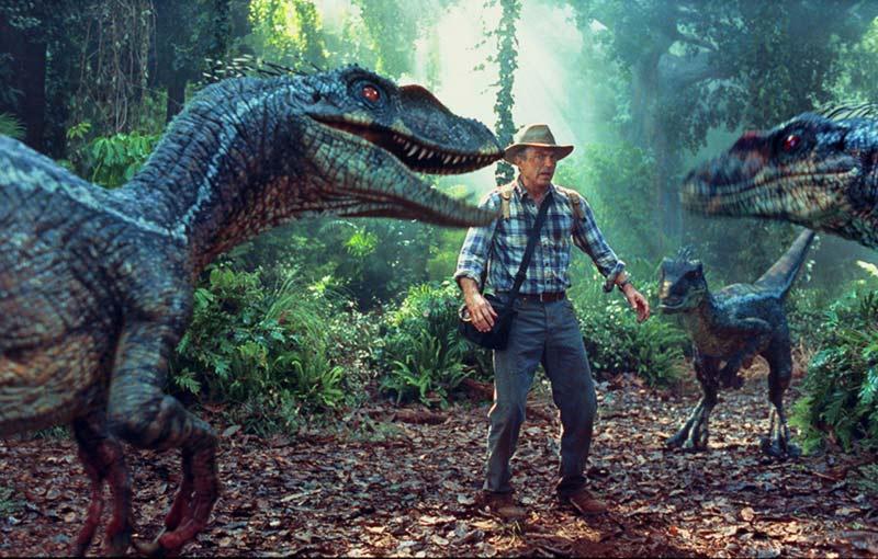 Alan Grant raptor Jurassic Park III