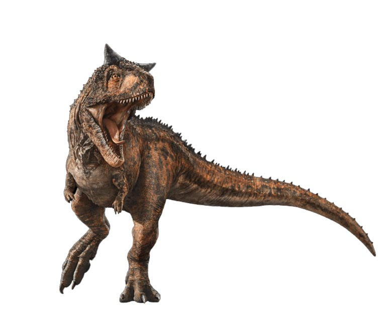 Carnotauro dinosauro carnivoro Jurassic Park