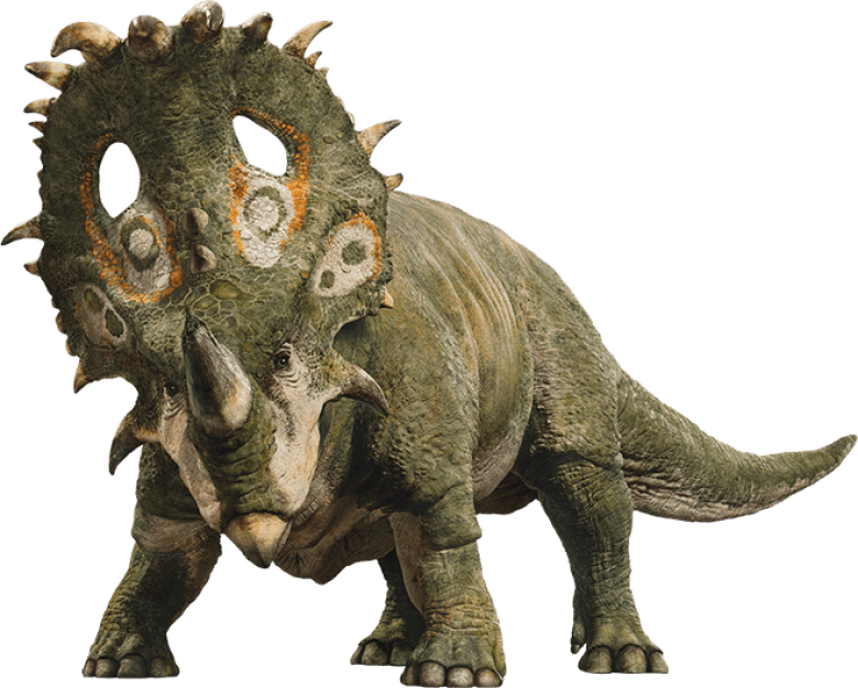 Jurassic world sinoceratopo concept
