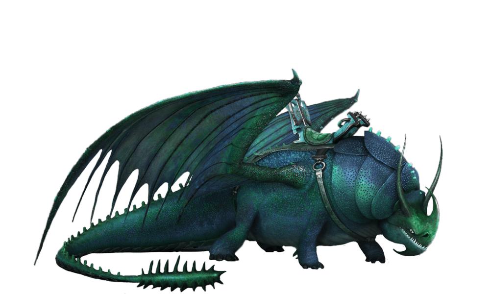 Cornotonante Rumblehorn Dragon Trainer